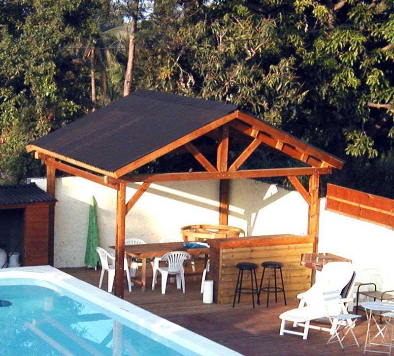 r alisations kiosques et abris kiosque piscine concept habitat bois industrie fabrication. Black Bedroom Furniture Sets. Home Design Ideas